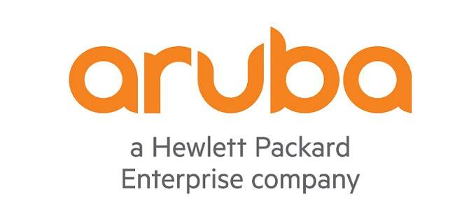 管理企業網路 -aruba